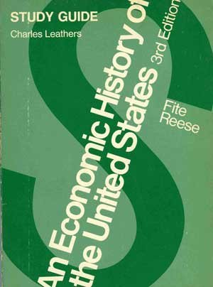 9780395140369: Study guide, an economic history of the United States