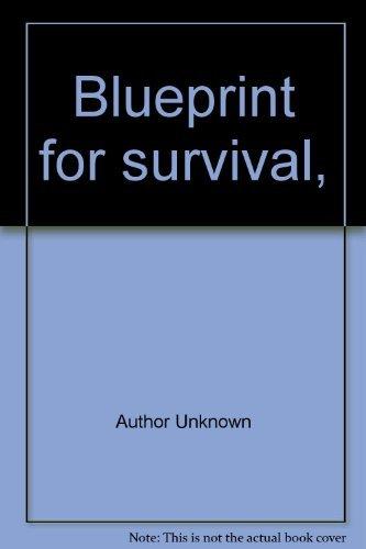 Blueprint survival by edward goldsmith abebooks malvernweather Images