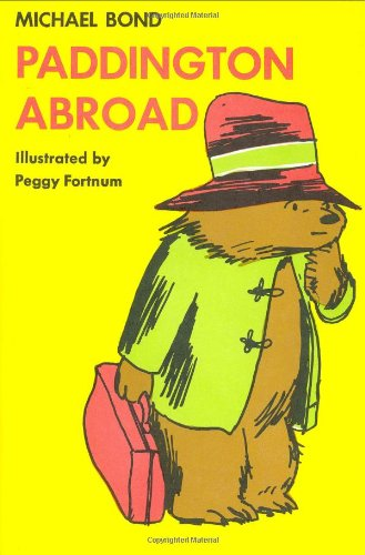 9780395143315: Paddington Abroad