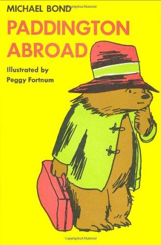 9780395143315: Paddington Abroad (Paddington Bear)