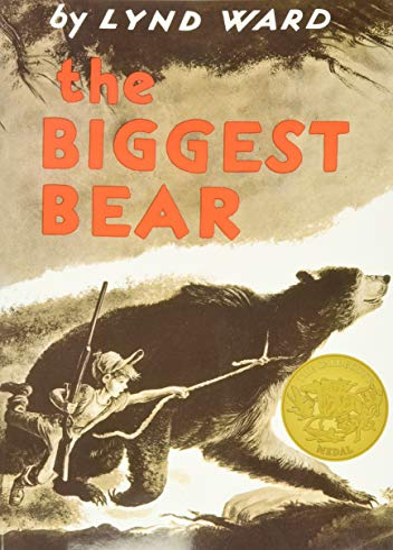 9780395150245: The Biggest Bear