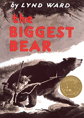 9780395150245: The Biggest Bear