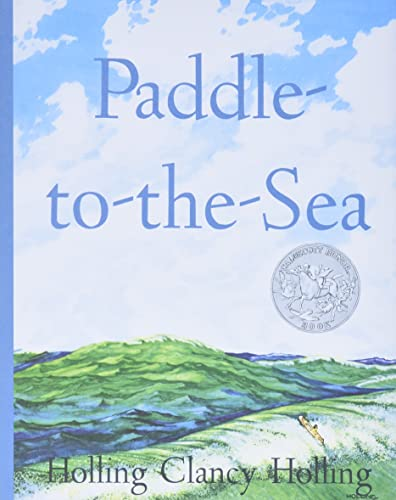9780395150825: Paddle-To-The-Sea