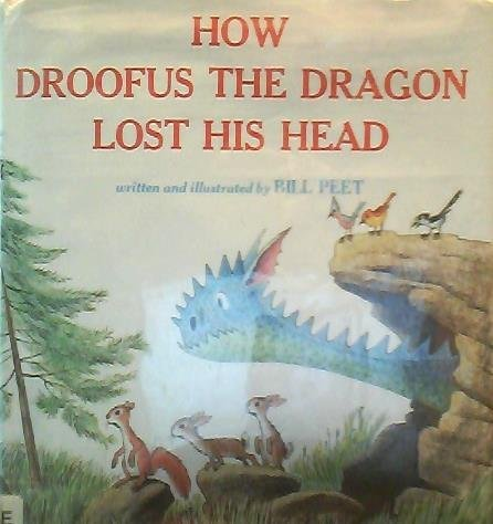 9780395150856: How Droofus the Dragon Lost His Head