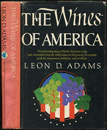 9780395154564: The Wines of America
