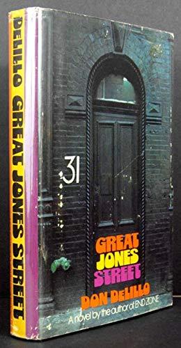 GREAT JONES STREET: Delillo, Don