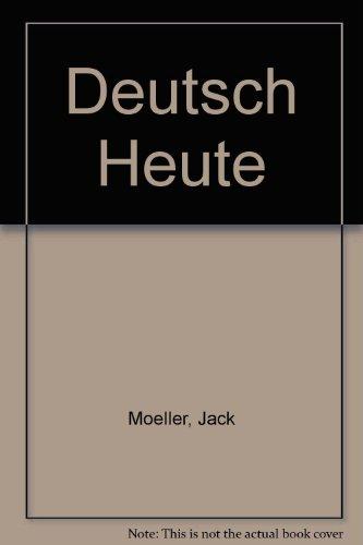 9780395155929: Deutsch Heute (English and German Edition)