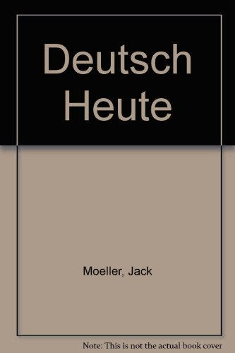 9780395155929: Deutsch Heute (English and German Edition)