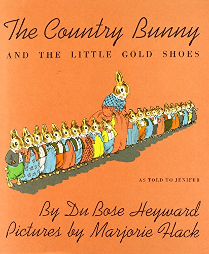 9780395159903: The Country Bunny and the Little Gold Shoes