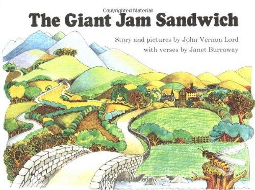 9780395160336: The Giant Jam Sandwich