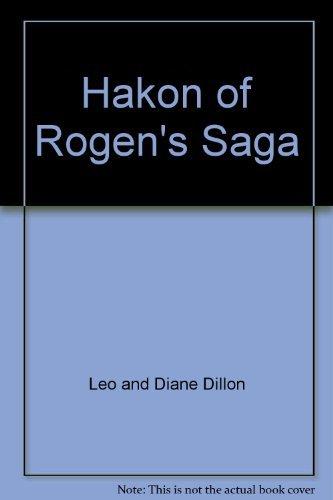 9780395160374: Hakon of Rogen's Saga