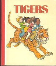9780395161661: Tigers (Houghton Mifflin readers)