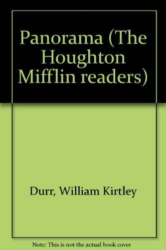 9780395161739: Panorama (The Houghton Mifflin readers)