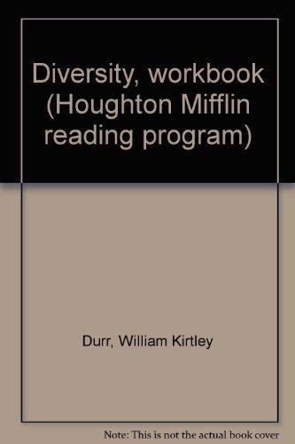 9780395162729: Diversity, workbook (Houghton Mifflin reading program)