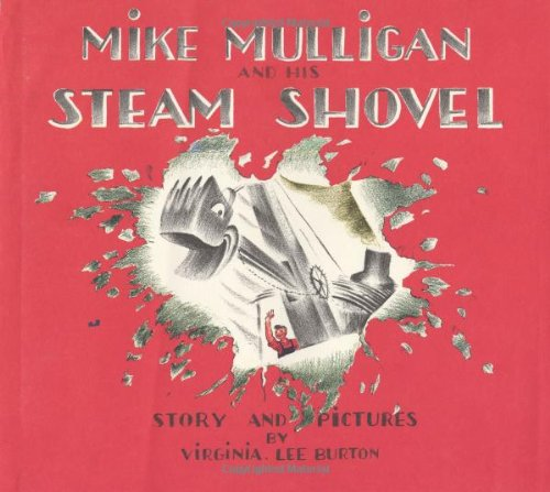 9780395169612: Mike Mulligan and His Steam Shovel