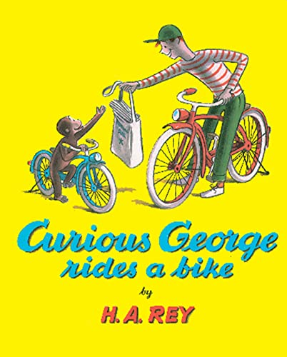 9780395169643: Curious George Rides a Bike