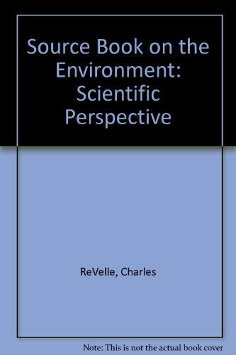 9780395170182: Source Book on the Environment: Scientific Perspective