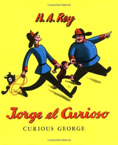 9780395170755: Jorge el Curioso (Curious George) (Spanish Edition)