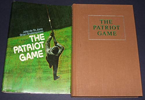 9780395171240: The patriot game