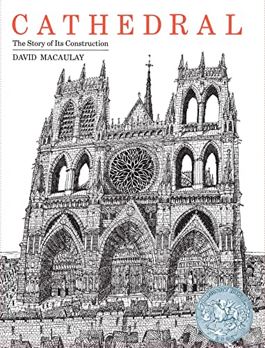 9780395175132: Cathedral: the Story of Its Construction