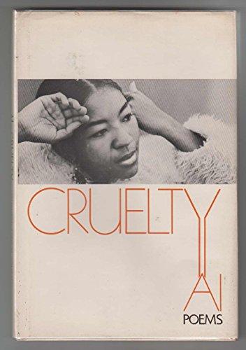 9780395177143: Cruelty: Poems
