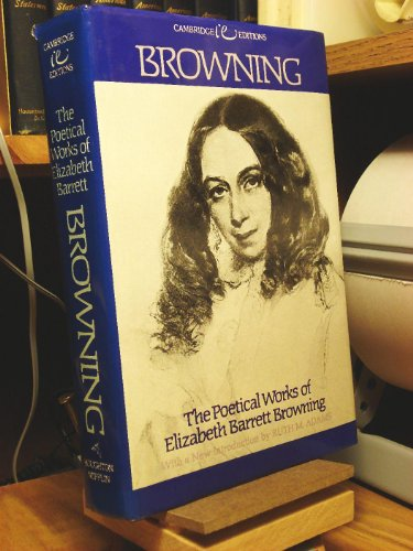 9780395180129: The Poetical Works of Elizabeth Barrett Browning. (Cambridge Editions)