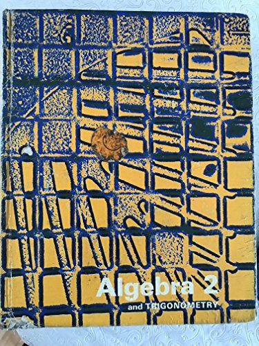 9780395180860: Algebra 2 and Trigonometry