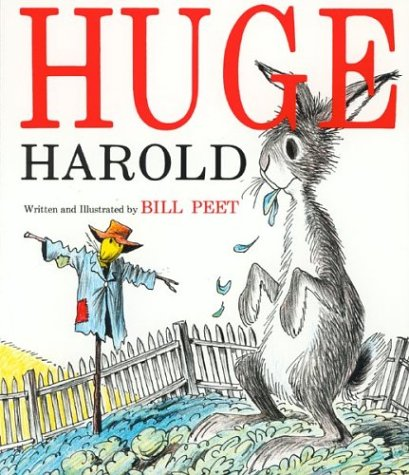 Huge Harold (0395184495) by Bill Peet