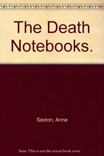 9780395184622: The Death Notebooks.