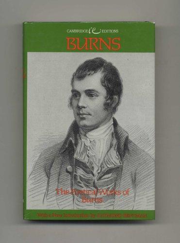 9780395184868: Poetical Works of Burns (Cambridge Editions)