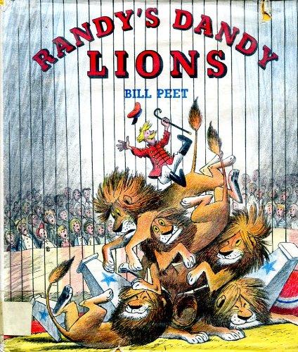 9780395185070: Randy's Dandy Lions