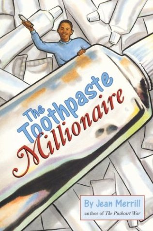 9780395185117: The Toothpaste Millionaire