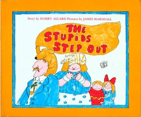 9780395185131: The Stupids Step Out
