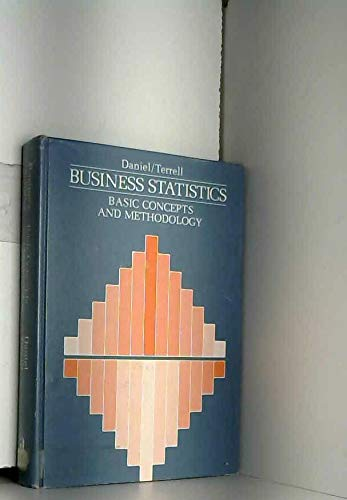 9780395185957: Business Statistics: Basic Concepts and Methodology
