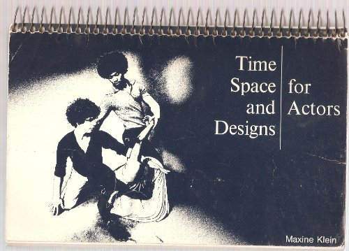 9780395186121: Time, space, and designs for actors