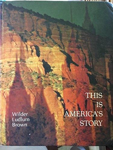 This Is America's Story: Howard Baker Wilder;