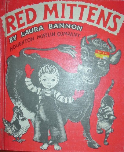 Red Mittens (0395198631) by Laura Bannon