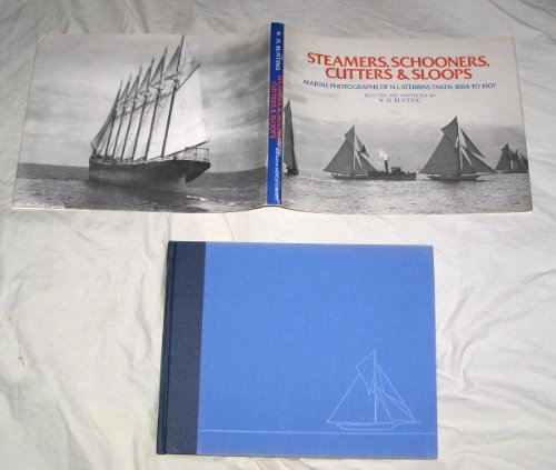 Steamers, schooners, cutters, and sloops;: The marine photographs of N. L. Stebbins taken from 1884...