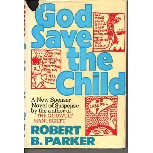 9780395199558: God Save the Child (Midnight novel of suspense)