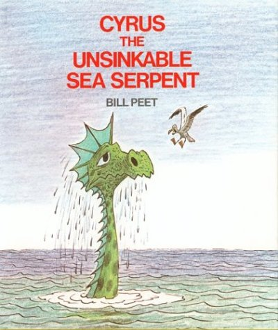 9780395202722: Cyrus the Unsinkable Sea Serpent