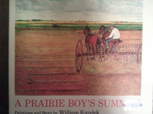 9780395202807: A Prairie Boy's Summer