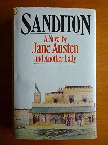 9780395202845: Sanditon