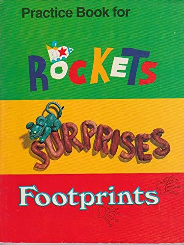 9780395203934: Rockets, Surprises, Footprints: Practice book (Houghton Mifflin reading series)