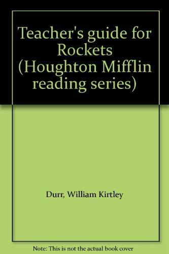 9780395204160: Teacher's guide for Rockets (Houghton Mifflin reading series)