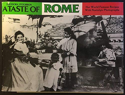 9780395204481: A taste of Rome: Traditional food