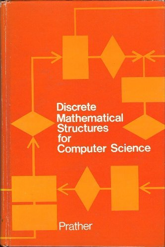 9780395206225: Discrete Mathematical Structures for Computer Science