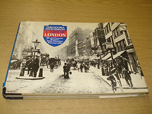 9780395207147: A taste of London: Traditional food