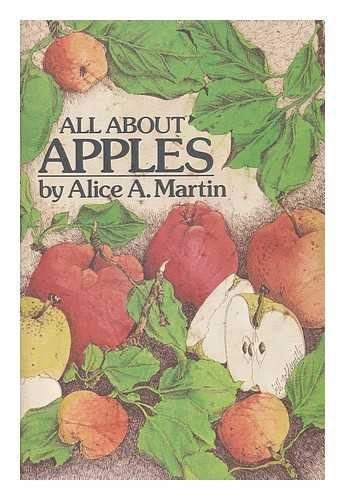 9780395207246: All About Apples