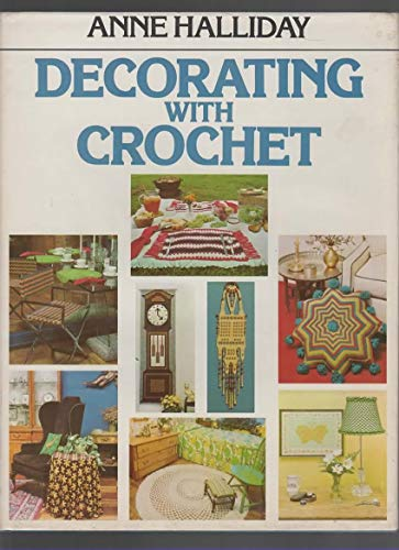 9780395209929: Decorating with crochet