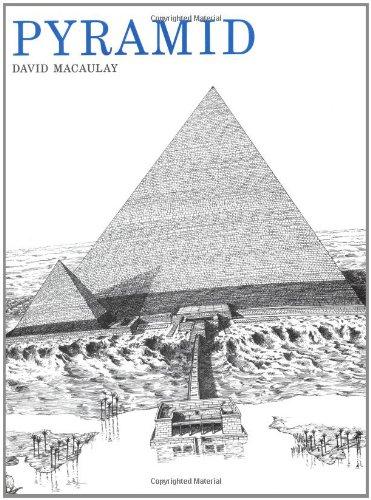 9780395214077: Pyramid
